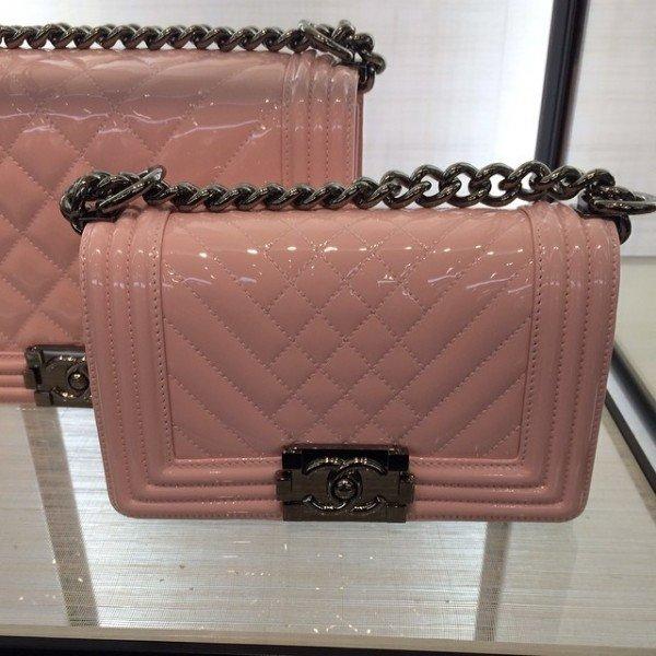 Chanel-Boy-Chevron-Flap-Bag-pink-2