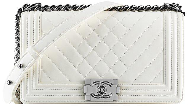 Chanel-Boy-Chevron-Flap-Bag-white