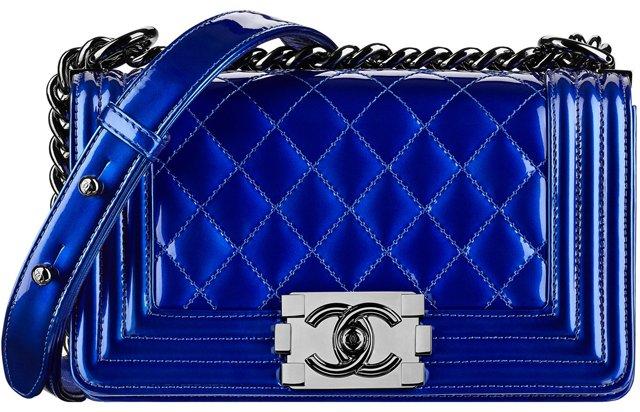 Chanel-Boy-Metallic-Bag-blue-2