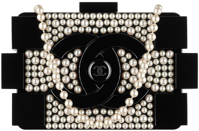 Chanel-Minaudiere-With-Pearls-And-Long-Chain