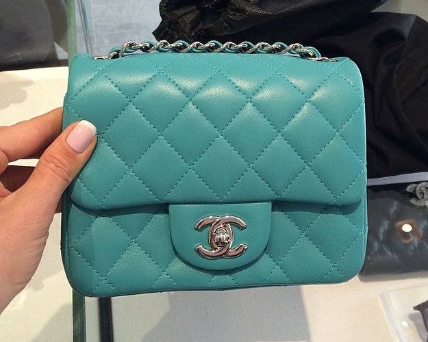 faa3ce57898a Chanel Mini Classic Flap Bags For Spring Summer 2014 | Bragmybag