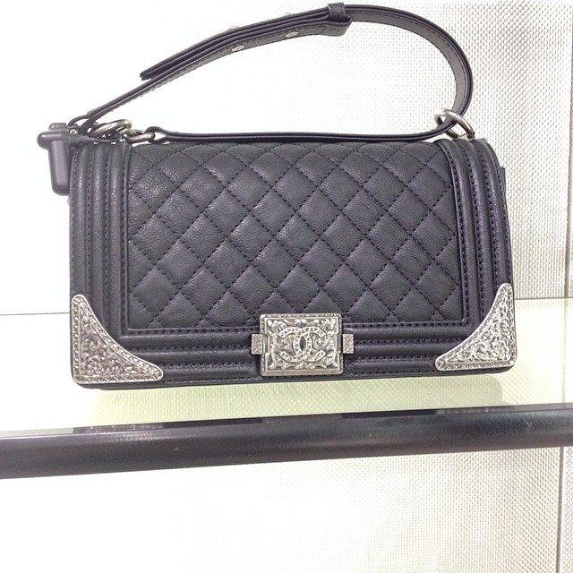 19a82ca33e9b Chanel Paris Dallas Bags From Pre-Fall 2014 Collection | Bragmybag