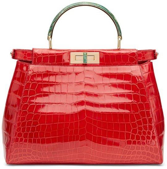 Fendi peekaboo размерs сумок