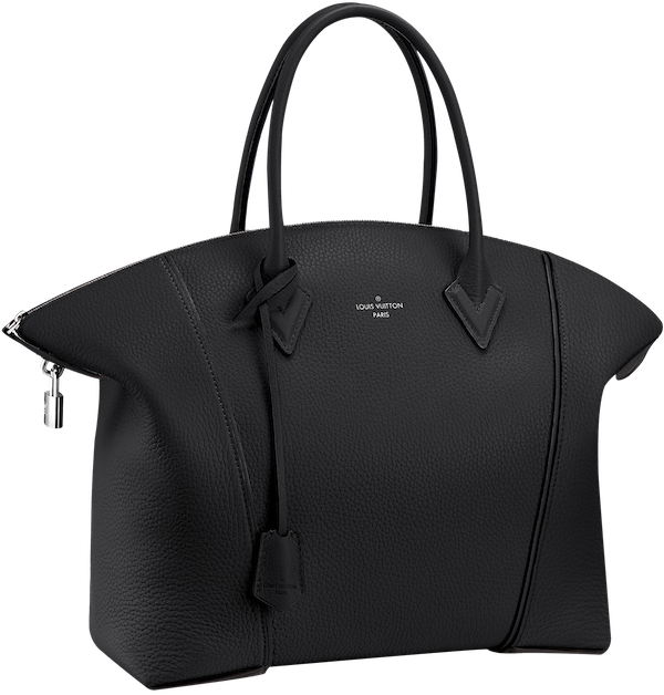 Louis-Vuitton-Parnassea-Lockit-Bag-Black