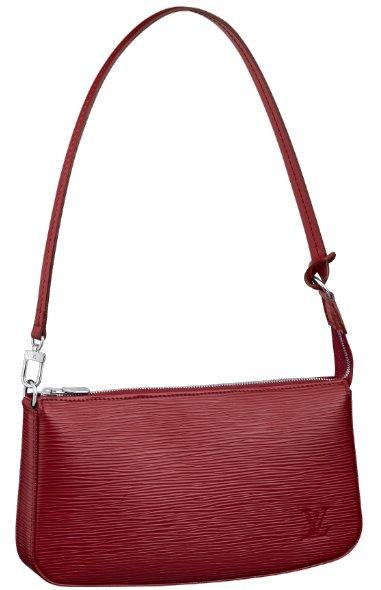 Louis-Vuitton-Pochette-NM-Red