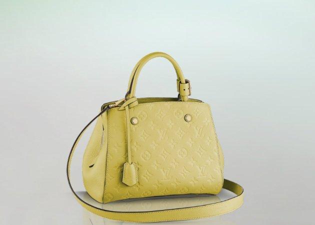 Louis Vuitton Montaigne Bag in Empreinte Leather | Bragmybag