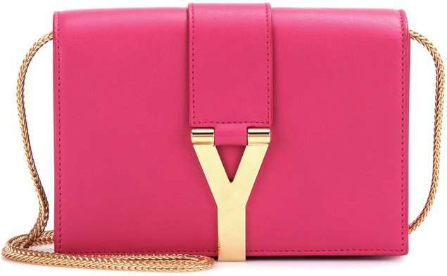 Saint Laurent Classic Y Small Shoulder Bag | Bragmybag