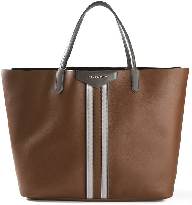 givenchy-antigona-shopping-tote-brown-grey