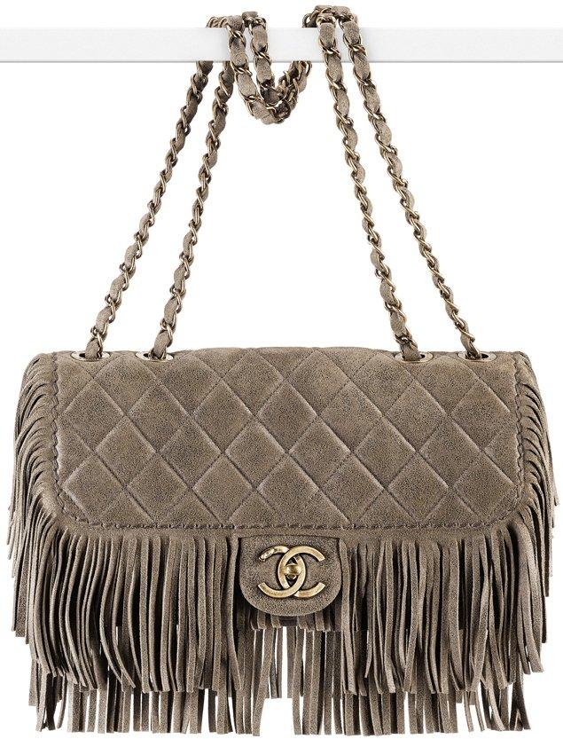 Chanel-Calfskin-Flap-Bag-with-Fringes