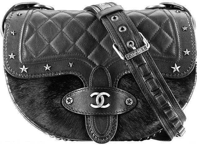 Chanel-Calfskin-Flap-Bag-with-Metal-Stars