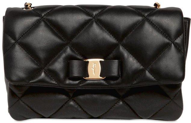 Ferragamo-salvatore-Gelly-shoulder-bag-black 30cd9a7fb1805