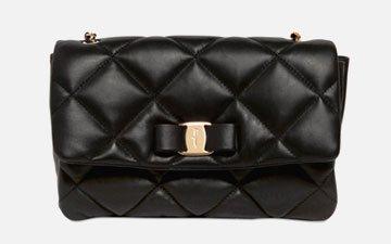 Salvatore Ferragamo Gelly Shoulder Bag  5822bf0928579