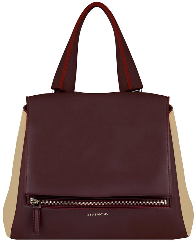 Givenchy-Pandora-Pure-bag-bordeaux
