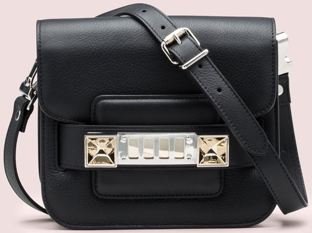 Proenza-Schouler-PS11-Tiny-Bag-Black