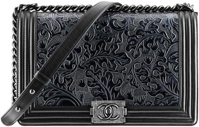 8d1320d2d09e Chanel Paris Dallas Boy Bag Collection | Bragmybag
