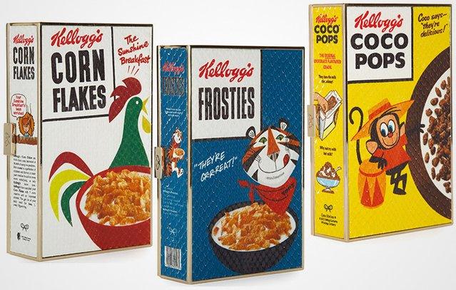 Anya Hindmarch Cereal Box Clutch Bag | Bragmybag