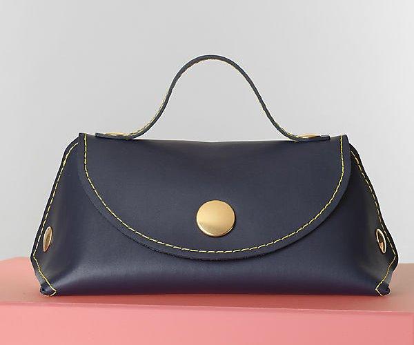 Celine-Orb-Bag-in-Navy-Blue