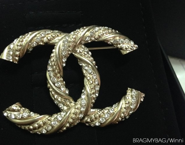 Chanel-Brooch