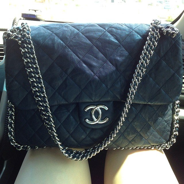 Chanel-Chain-Around-Flap-Bag-Black
