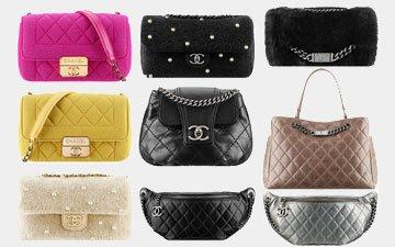 be0f402ed397 Chanel Fall Winter 2014 Bag Pre-Collection | Bragmybag