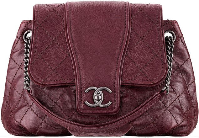 Chanel-calfskin-messenger-bag