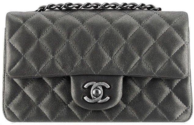 Chanel-classic-flap-bag-in-metallic-goatskin