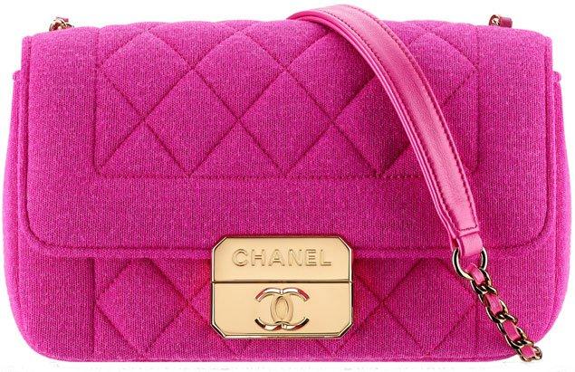Chanel-jersey-flap-bag-pink