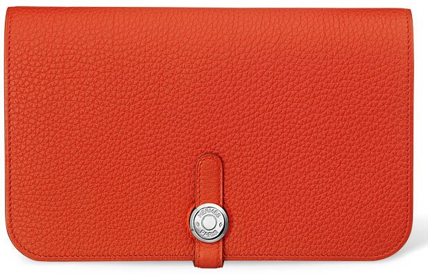 Hermes-Dogon-Wallet-in-Red