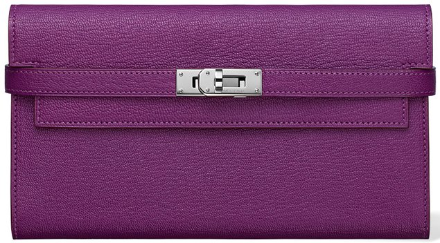 hermes satchel bag - Hermes Kelly Long Wallet | Bragmybag
