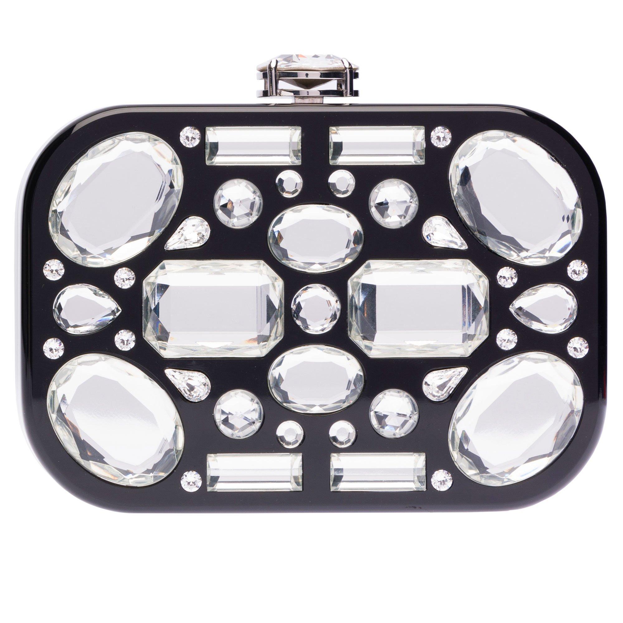 Miu-Miu-Plexiglass-Clutch-black