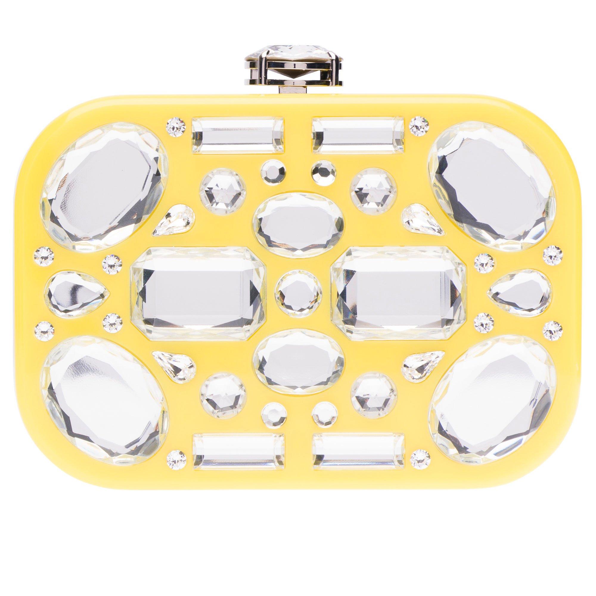 Miu-Miu-Plexiglass-Clutch-yellow