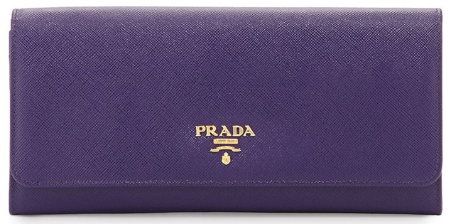 Prada-Saffiano-Wallet-on-a-Chain-Purple