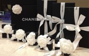 chanel vanity case front image