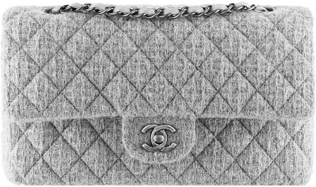 chanel-classic-flap-bag-gray-tweed