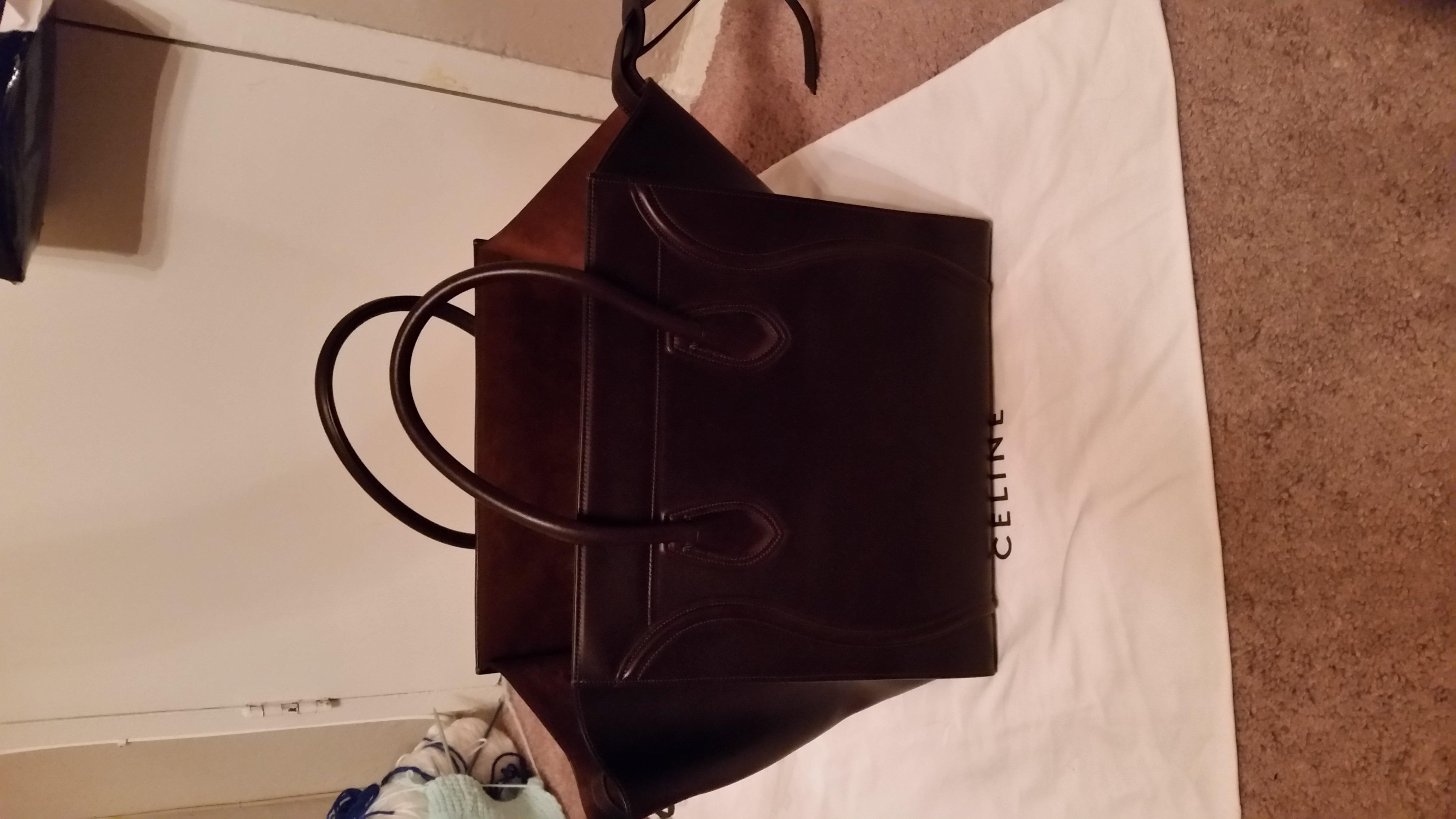 I Almost Lost 1640 USD On A Fake Celine Bag Through Ebay | Bragmybag