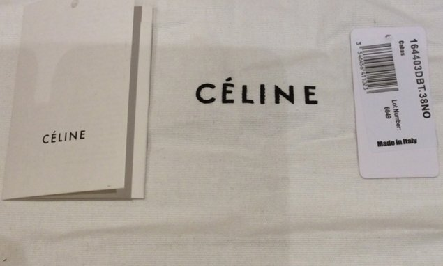 celine bags online shopping - I Almost Lost 1640 USD On A Fake Celine Bag Through Ebay | Bragmybag