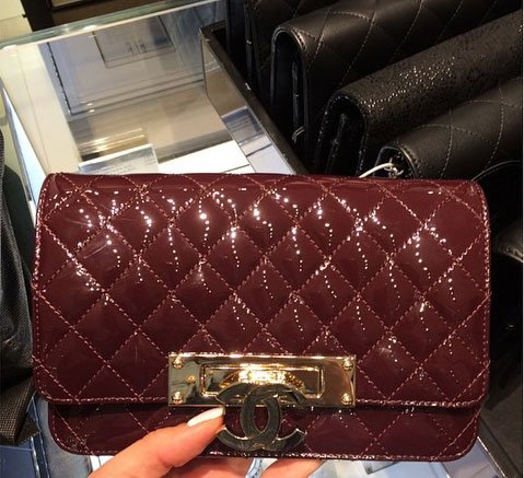 706a6ba57f7c Chanel Golden Class Double CC Bag For Fall Winter 2014 Collection ...