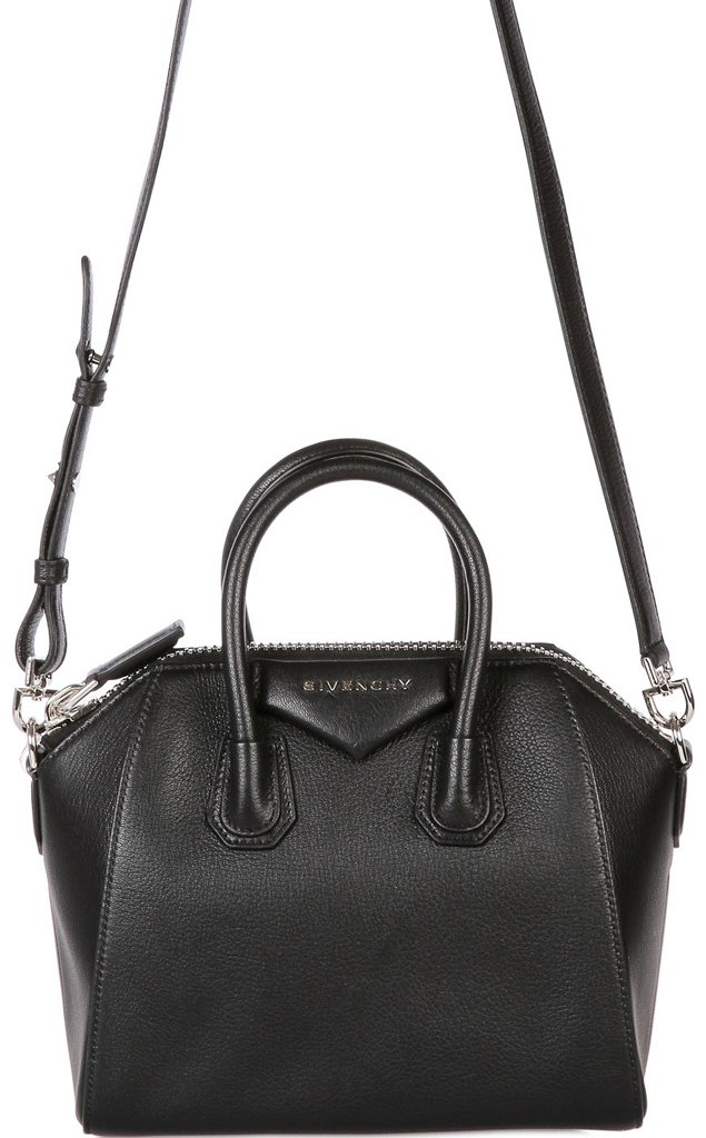 Givenchy-Mini-Antigona-Bag-grained-black