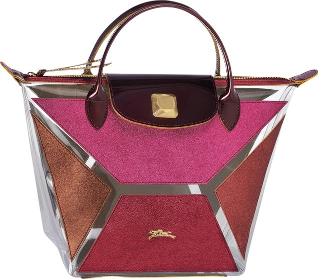Longchamp le pliage de noel bragmybag for Pliage deco noel