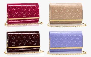 536e1cbeef4c Louis Vuitton Ana Chain Clutch Bag