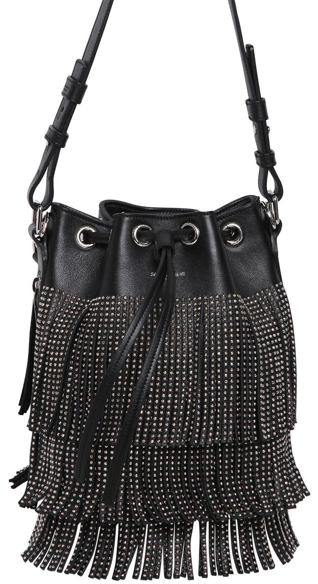Saint-Laurent-Small-Emmanuelle-Bucket-Bag-Fringed