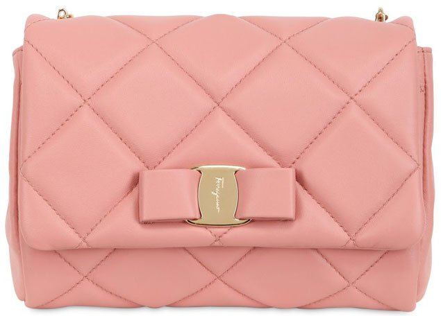 Salvatore-Ferragamo-Quilted-Shoulder-Bag-pink