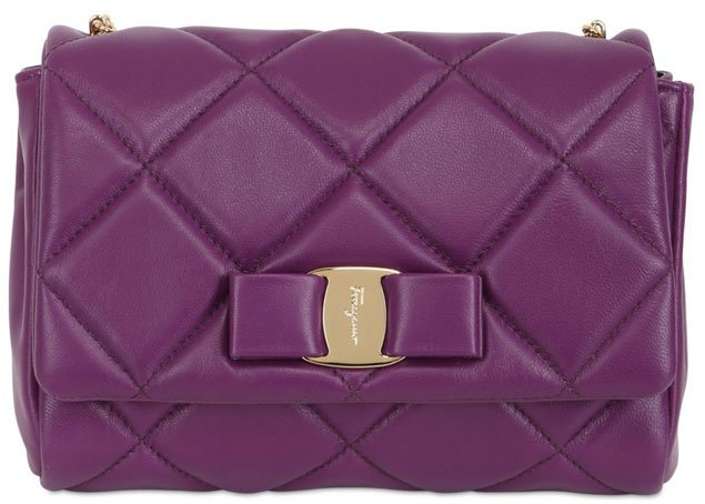 Salvatore-Ferragamo-Quilted-Shoulder-Bag-purple