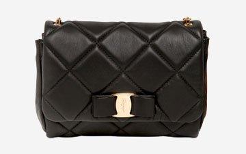 Salvatore Ferragamo Quilted Flap Bag – Bragmybag c8a8e9451352d
