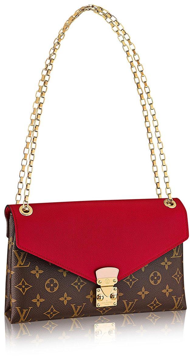 Louis Vuitton Pallas Chain Bag
