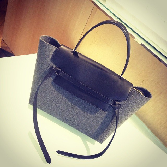 Celine Felt Bag Collection | Bragmybag