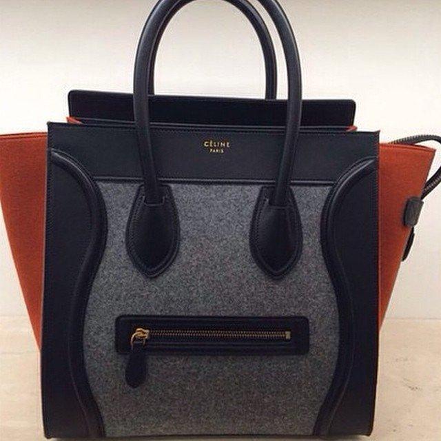 Celine Felt Bag Collection | Bragmybag