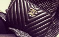 Chanel Chevron Flap Bag From Fall Winter 2014 Collection