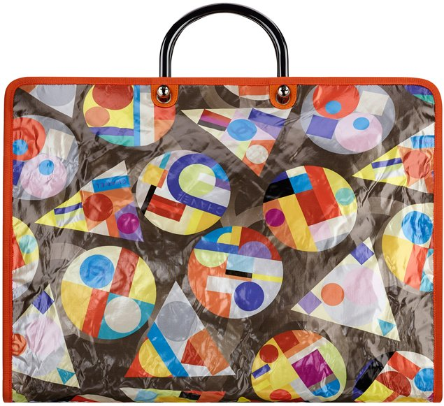 Chanel-Large-Printed-Nylon-Tote