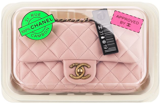 Chanel-Small-Flap-Bag-With-Packaging-Tray